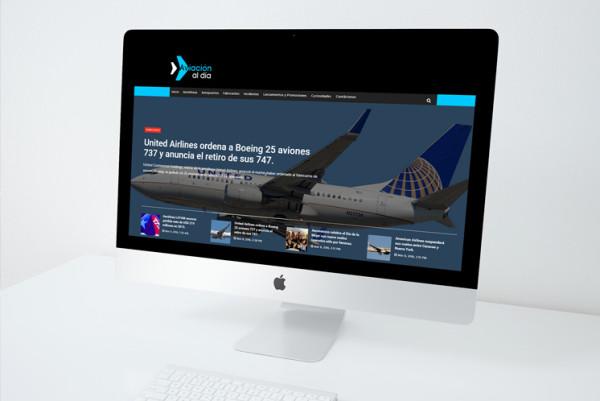 Cliente: Aviación al Día
