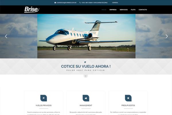 Cliente: FlyBrise
