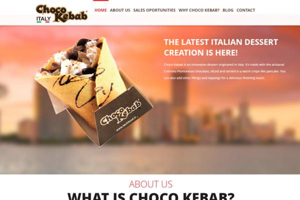 Cliente: Choco Kebab