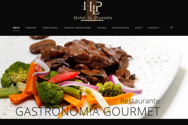 Cliente: Hotel La Plazuela