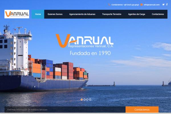 Cliente: Representaciones Vanrual