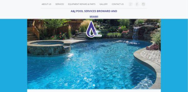 Cliente: A&J POOL SERVICES