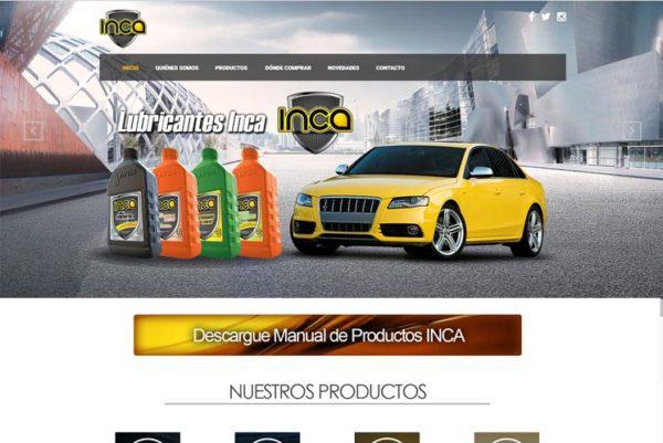 Lubricantes INCA