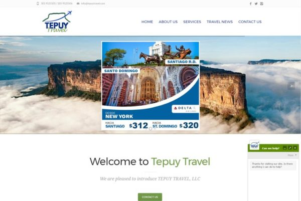 Tepuy Travel